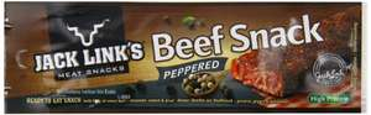 """(Preisfehler) Jack Link's """"Beef Snack Peppered"""" (25 x 25g) um 12,24 €"""