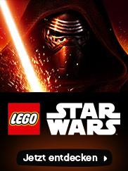 ToysRus: 20% Rabatt auf viele Star Wars Artikel - bis zum 4. Mai