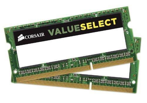 Amazon: Corsair CMSO16GX3M2C1600C11 Arbeitsspeicher 16GB (1600MHz, 2x 8GB) DDR3-RAM für 41,07€