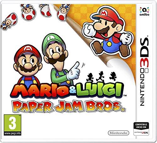 [Amazon.it] Mario & Luigi: Paper Jam Bros. (3DS) für 23,48€ - 31% sparen