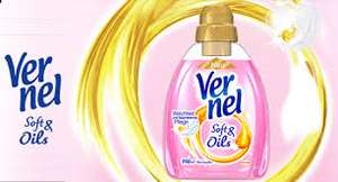 [Amazon.de] Vernel Soft & Oils Pink, 4er Pack (4 x 750 ml) - Plus Produkt € 5,40--