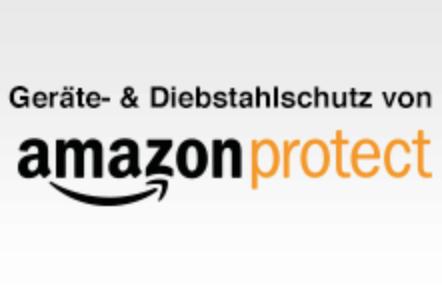 Amazon Protect: Elektronik Versicherung + Diebstahlschutz