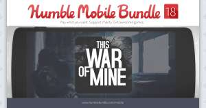 Humble Mobile Bundle 18 - bis zu 8 Android Games ab 0,87€