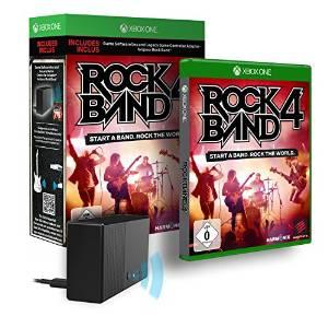 Rock Band 4 inkl. Adapter - [Xbox One] um 40,33€ - alternativ 69,80€
