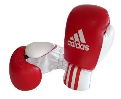 adidas Boxhandschuhe ROOKIE-2 in rot für 7,33 EUR