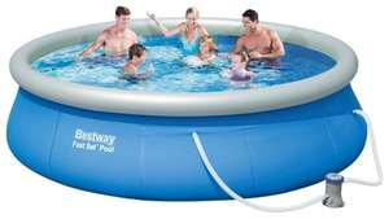 Bestway Fast Set Pool 57321 mit Gutscheincode um 46.-