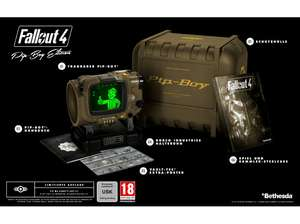 [Saturn] Fallout 4 (Pip-Boy Edition) [Xbox One] für 50,-€ mit Newslettergutschein