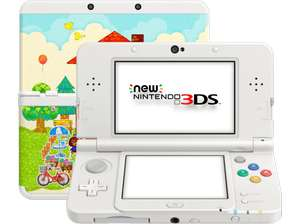 [Saturn.at] New Nintendo 3DS + Animal Crossing: Happy Home Designer Pack für 128€ - 35% sparen