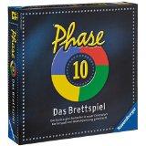 """Amazon: """"Phase 10 - Das Brettspiel"""" um 9,98 € - 50% sparen"""