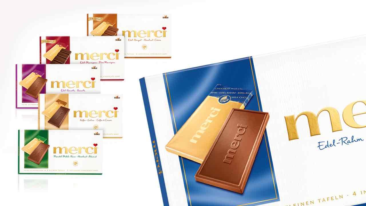 merci tafelschokolade stark reduziert