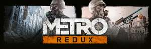[Steam] Metro Redux Bundle für 7,49 € - 35% Ersparnis