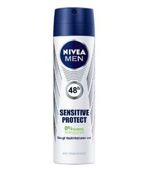 Nivea Men Deo Sensitive Protect Spray - 6er Pack