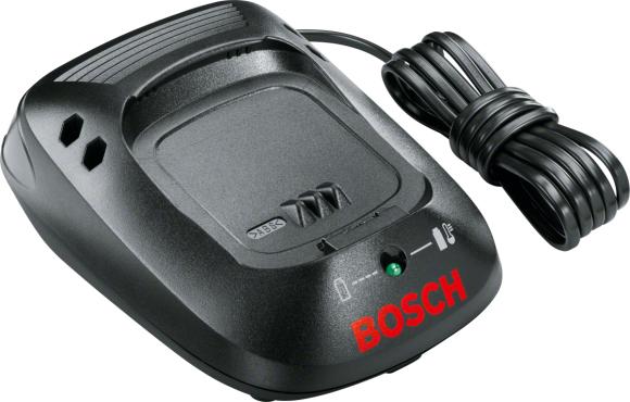 Bosch Ladegerät AL2215CV - passend zu allen Bosch 14,4V & 18V Li-Ion Akkus