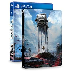 Amazon: Star Wars Battlefront (PlayStation 4 / Xbox One) + Steelbook für 25€