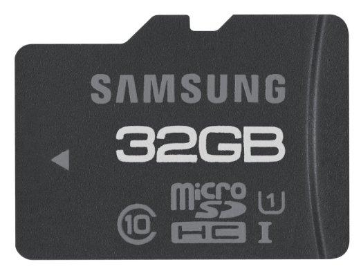 Samsung PRO Class 10 microSDHC 32GB Speicherkarte nur 7,73€ (Prime) - PVG 22€