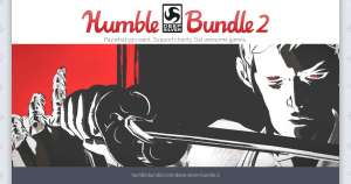 [Humblebundle] Humble Deep Silver Bundle