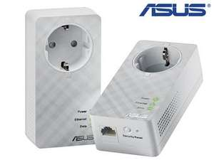 "Asus ""PL-E52P Duo"" Powerline Adapter Kit um 46 € - 30% sparen"