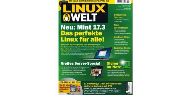 PC Welt Sonderheft gratis zum Download: LinuxWelt