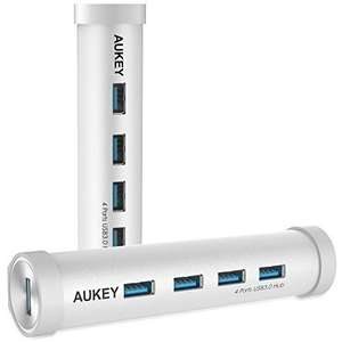 AUKEY USB C Hub auf USB 3.0 * 4 Port