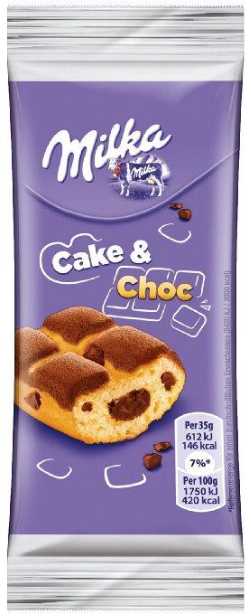 """Milka """"Cake und Choco"""" Kuchen (24 Stück!) um 10,93 €"""