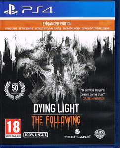 Dying Light: The Following Enhanced Edition (PS4/One)