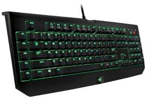 Razer BlackWidow Ultimate Stealth 2016 (mechanisch. Tastatur)