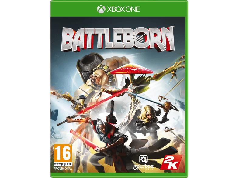 [mediamarkt.at] Supersonntag - reduzierte Xbox One Games: zB Battleborn für 27€