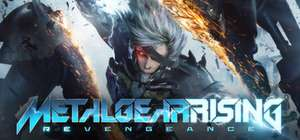 [Steam] Metal Gear Rising: Revengeance für 4,99€ - 28% Ersparnis