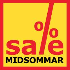 IKEA Midsommar - Ausverkauf - Möbelstücke stark reduziert