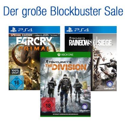 Amazon: Ubisoft Bestseller im Angebot