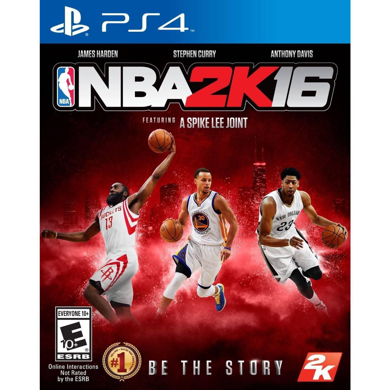 NBA 2k16 kostenlos für PS+ Mitglieger