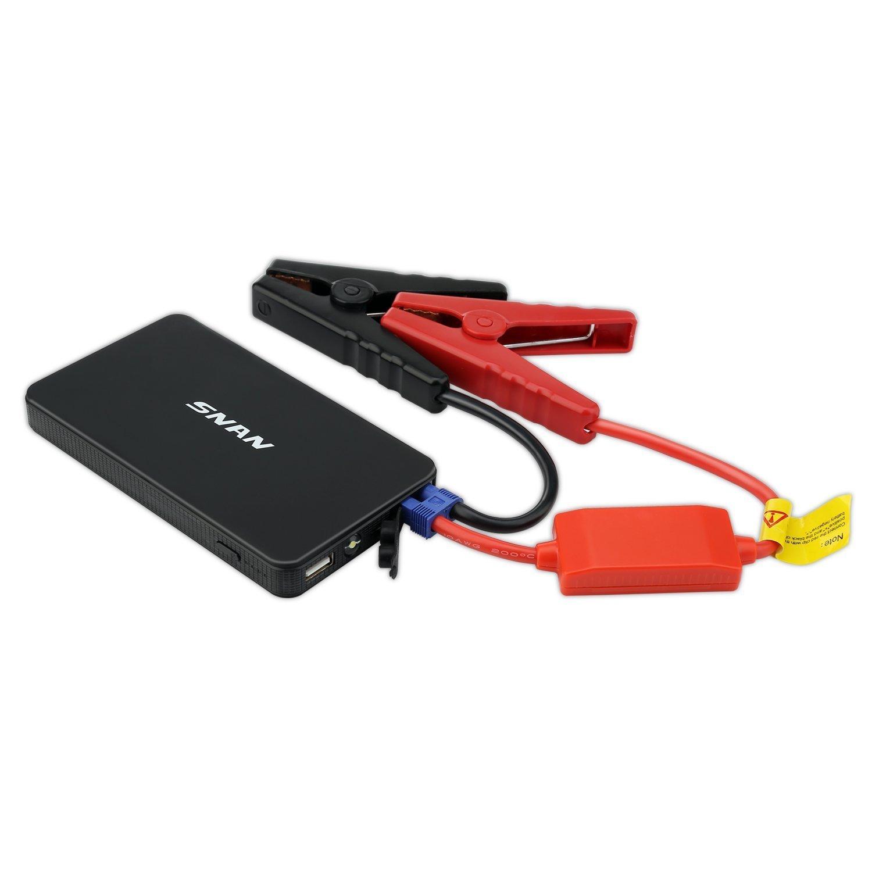 [Amazon.de] 6000mAh Auto Starthilfe 400A Spitzenstrom Tragbare Externer Akku mit 5V/2A USB Anschluss für 29,99€ anstatt 39,99€