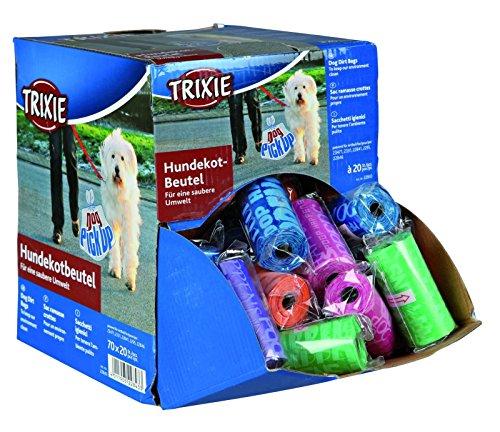 Trixie Hundekotbeutel (70 Rollen à 20 Stück) um 11,70 € - 0,008 €/Stück