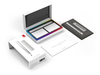 iBood: Adobe Ink & Slide: Eingabestift und digitales Lineal für iPad für 35,90€