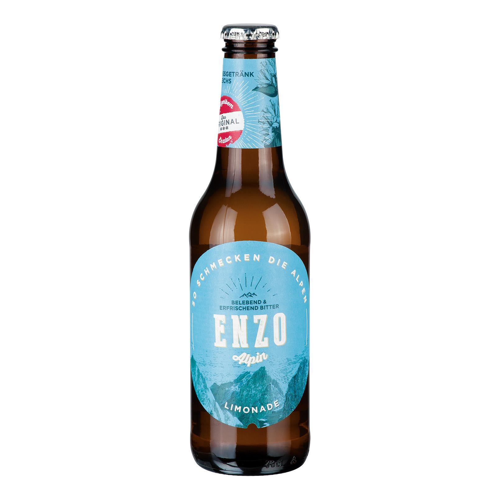 Enzo Alpin für 22 Cent mit meinKauf und Billa (25% Do-Sa)