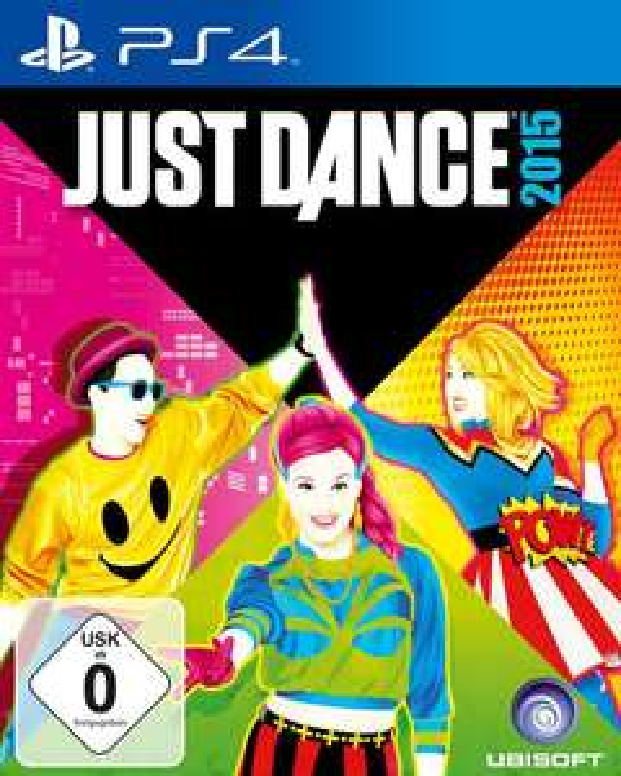 Just Dance 2015 (PS4 und XBox One) um 20 € - 43% sparen