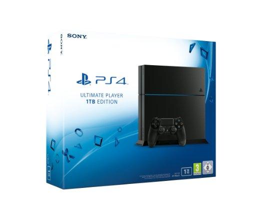 PlayStation 4 Konsole (1TB) um 299 € [CUH-1216B] - 19% sparen