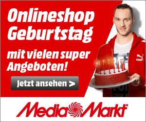 Media Markt Onlineshop Geburtstag - Alle Angebote im Preischeck