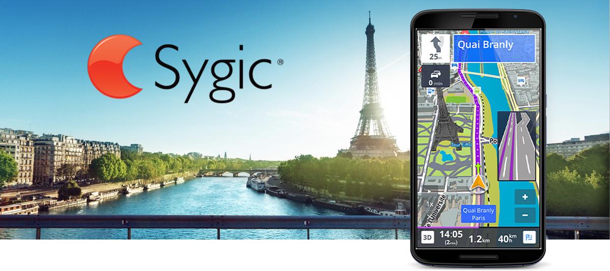 Sygic Premium Navigation um 19,99 € - 60% sparen (iOS, Android, Windows)