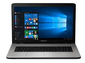 "MEDION AKOYA Notebook 43,9cm/17,3"" Intel i3 1TB 6GB 128GB SSD"