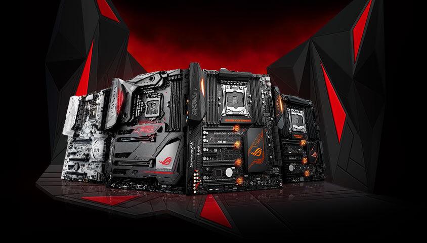 ASUS Cashback beim Kauf von Mainboard und Intel CPU (i7-6700K / i5-6600K / i7-5960X / i7-5930K / i7-5820K / i7-4790K / i5-4690K)