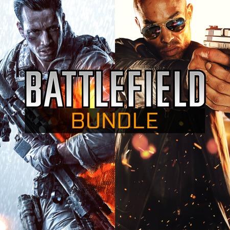 [PSN] (PS3/PS4) Battlefield Bundle: Battlefield 4 + Battlefield Hardline für 8,99€ - 81% sparen