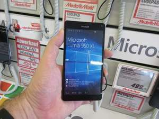 [SCS Seiersberg] MICROSOFT Lumia 950 XL Dual-SIM, schwarz oder weiß