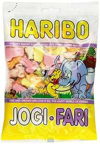 [Amazon] Haribo Jogi Fari, 5er Pack (5 x 175 g) für nur 2,84€ (Stückpreis: 0,57€)