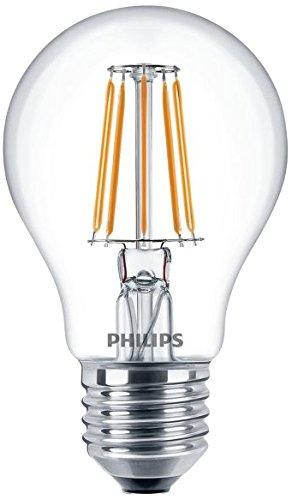 (Tipp) Philips Retro LED Lampe (E27, 27000 K, 470 lum) um 4,90 €