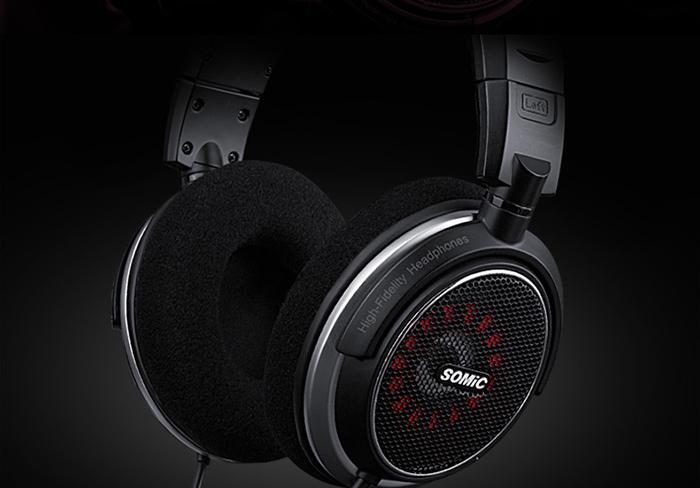 [gearbest] Somic V2 offene Over-Ear Kopfhörer für 50€ ( inkl. Zoll + USt)/ 32€ ohne; Preis-Leistungs-Tipp