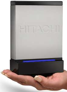 "Externe 3,5"" Festplatte Hitachi Simple Drive III 1TB für 53€ *Update*"