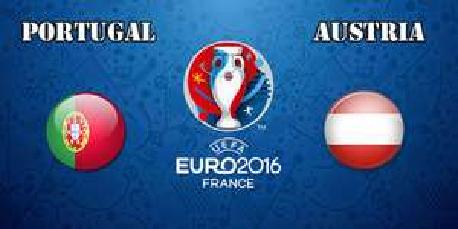 (Euro 2016) Österreich : Portugal - hey, hey, wer cold voted ist Ronaldo :P