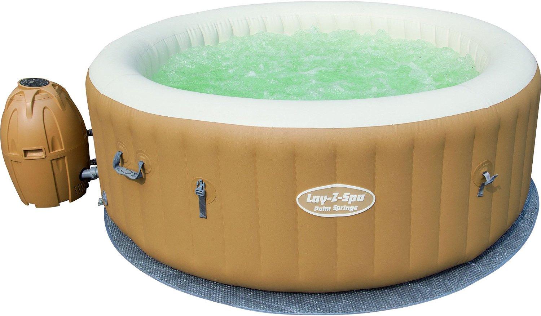 [Amazon] Bestway WhirlPool Lay Z-Spa Palm Springs für 363,02€ - 30% Ersparnis