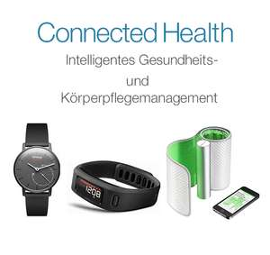 Connected Health: Coupons auf Fitness-Tracker und Co.